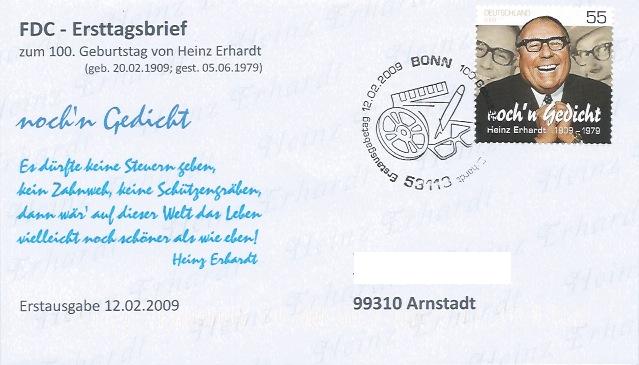 Heinz erhardt geburtstagsgedichte | Geburtstagsgedicht